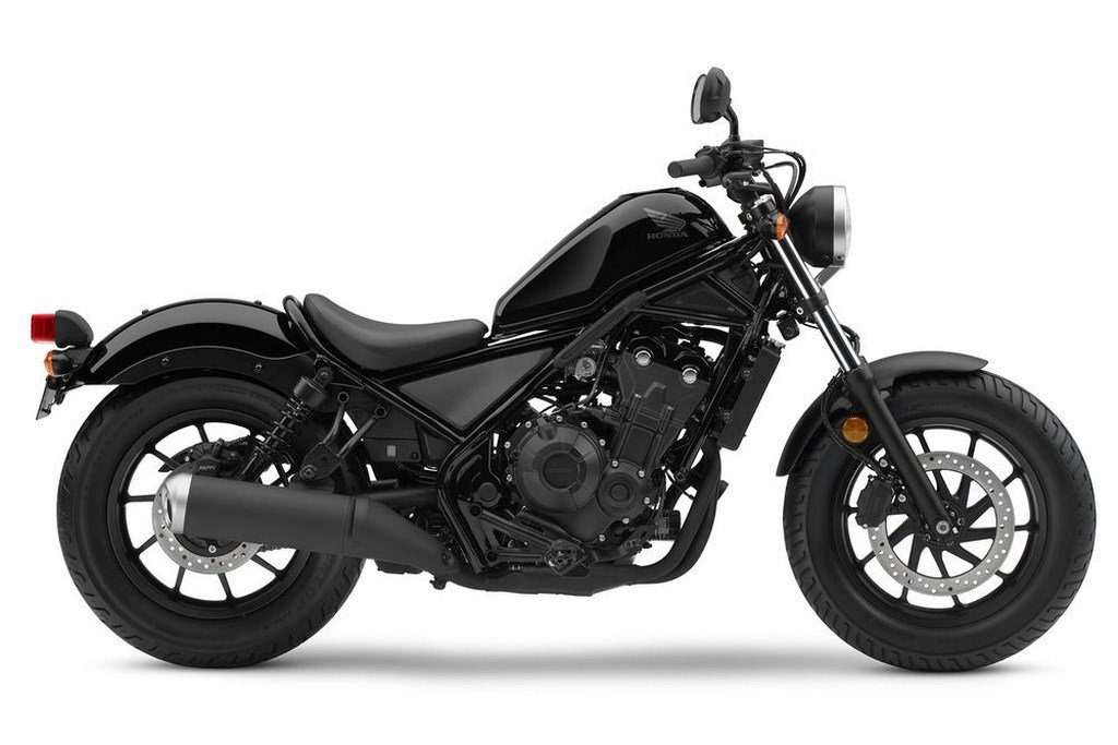 2017 Honda Rebel Unveiled