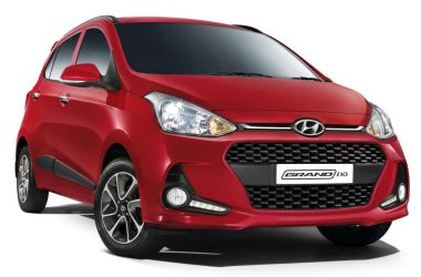 2017 Hyundai Grand i10 Launched, Priced From Rs. 4.58 Lakhs