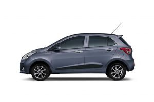 Hyundai Grand i10 Blue Price
