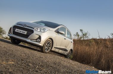2017 Hyundai Grand i10 Facelift Image Gallery