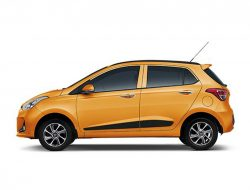 Hyundai Grand i10 Orange Review