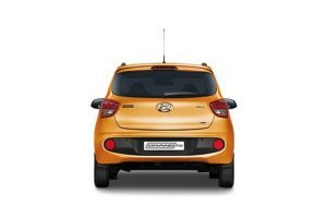 Hyundai Grand i10 Rear
