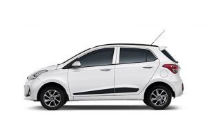 Hyundai Grand i10 White