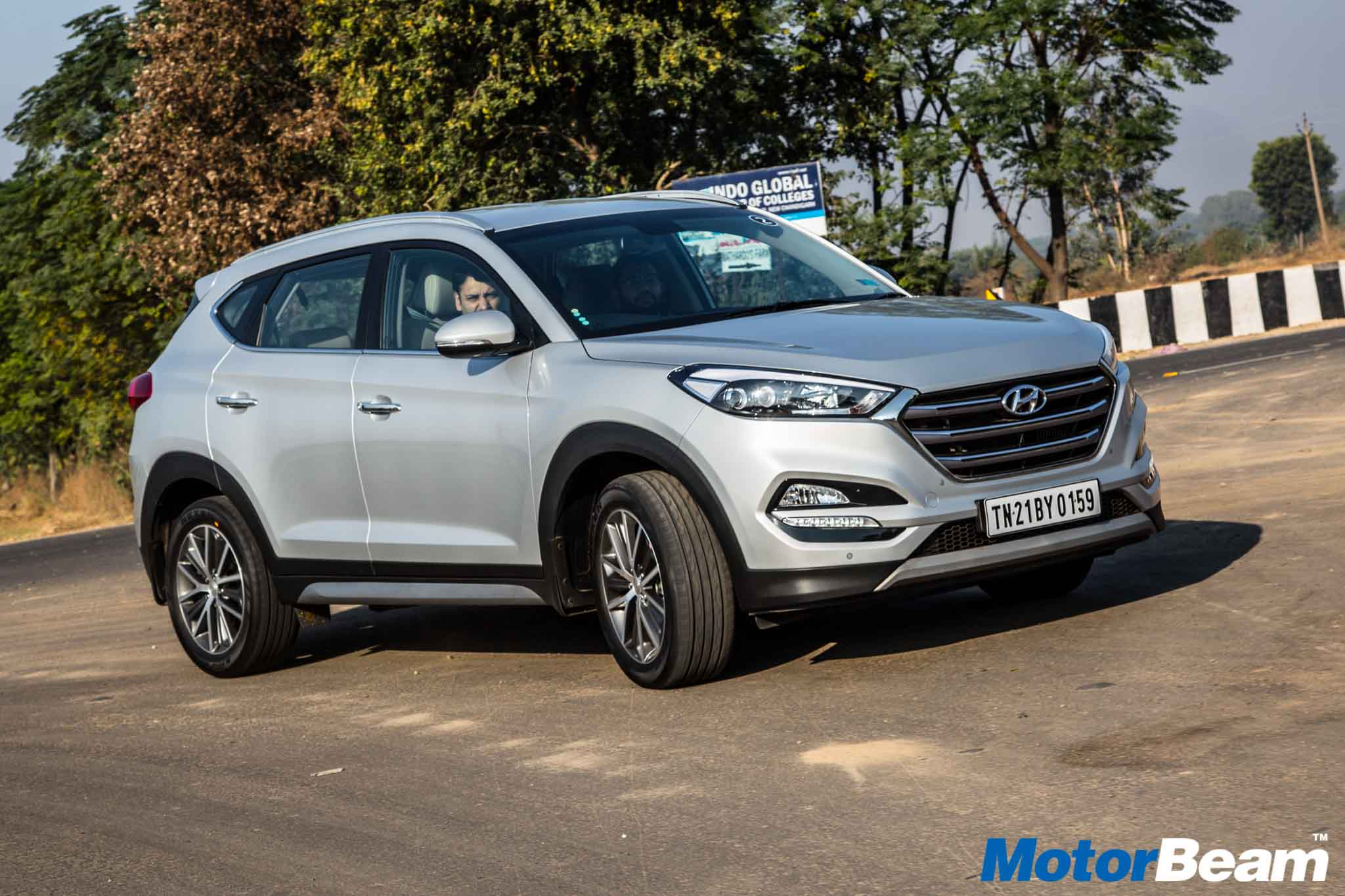 2017 Hyundai Tucson Review Test Drive