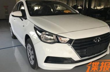 2017 Hyundai Verna Completely Revealed In Images