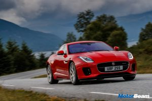 2017 Jaguar F-Type Ingenium Review First Drive