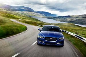 2017 Jaguar XE Action