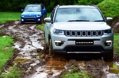 Jeep India Range To Have 5 SUVs By 2020
