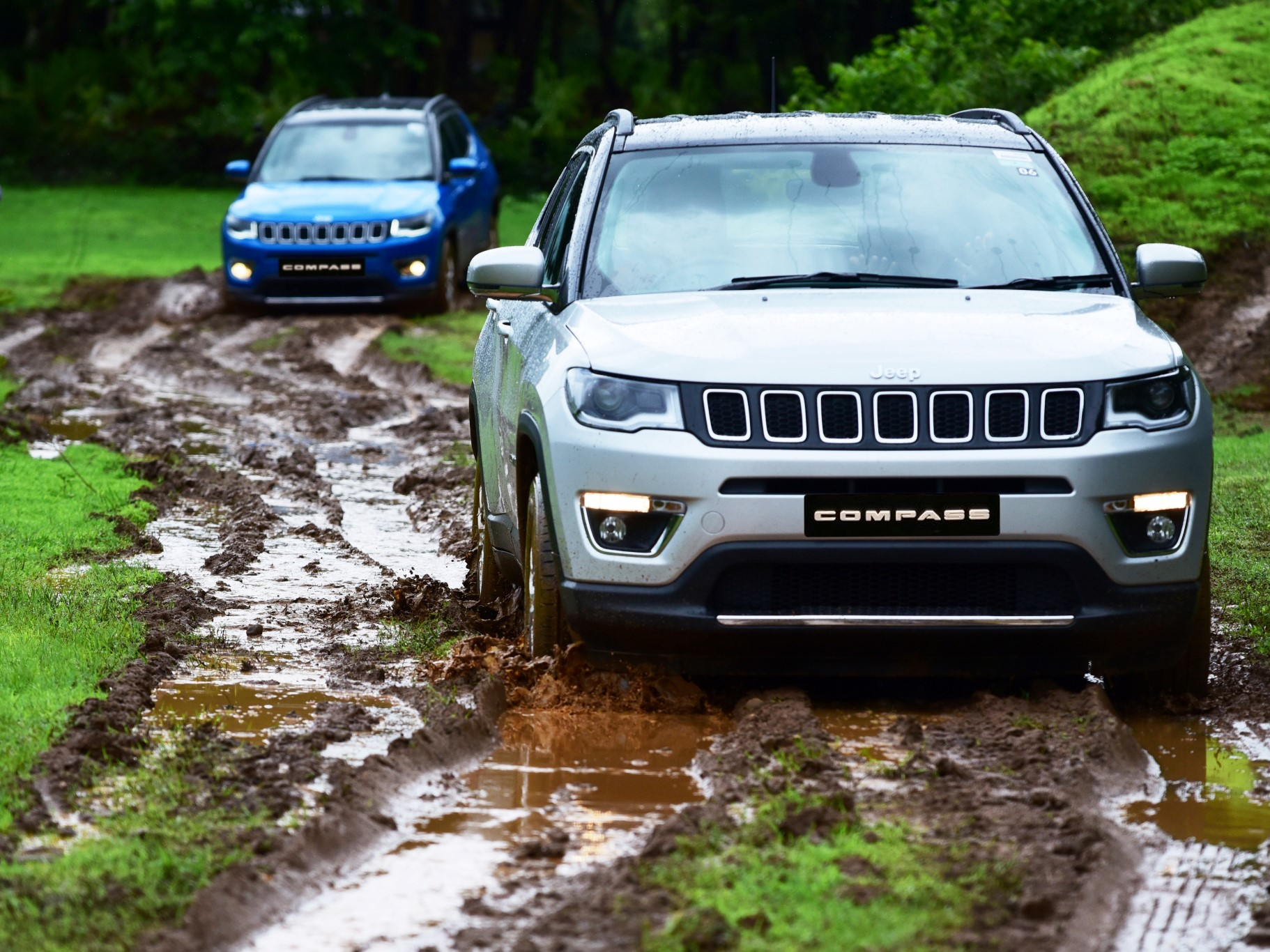 2017 Jeep Compass Engine Options