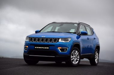 2017 Jeep Compass In India