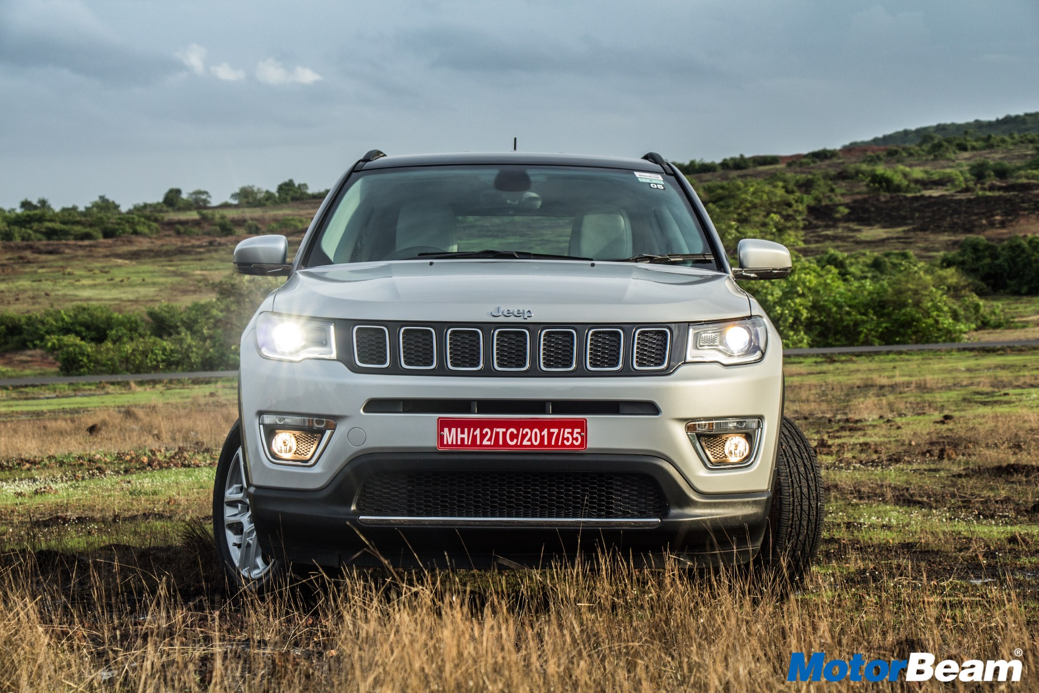 2017 Jeep Compass India