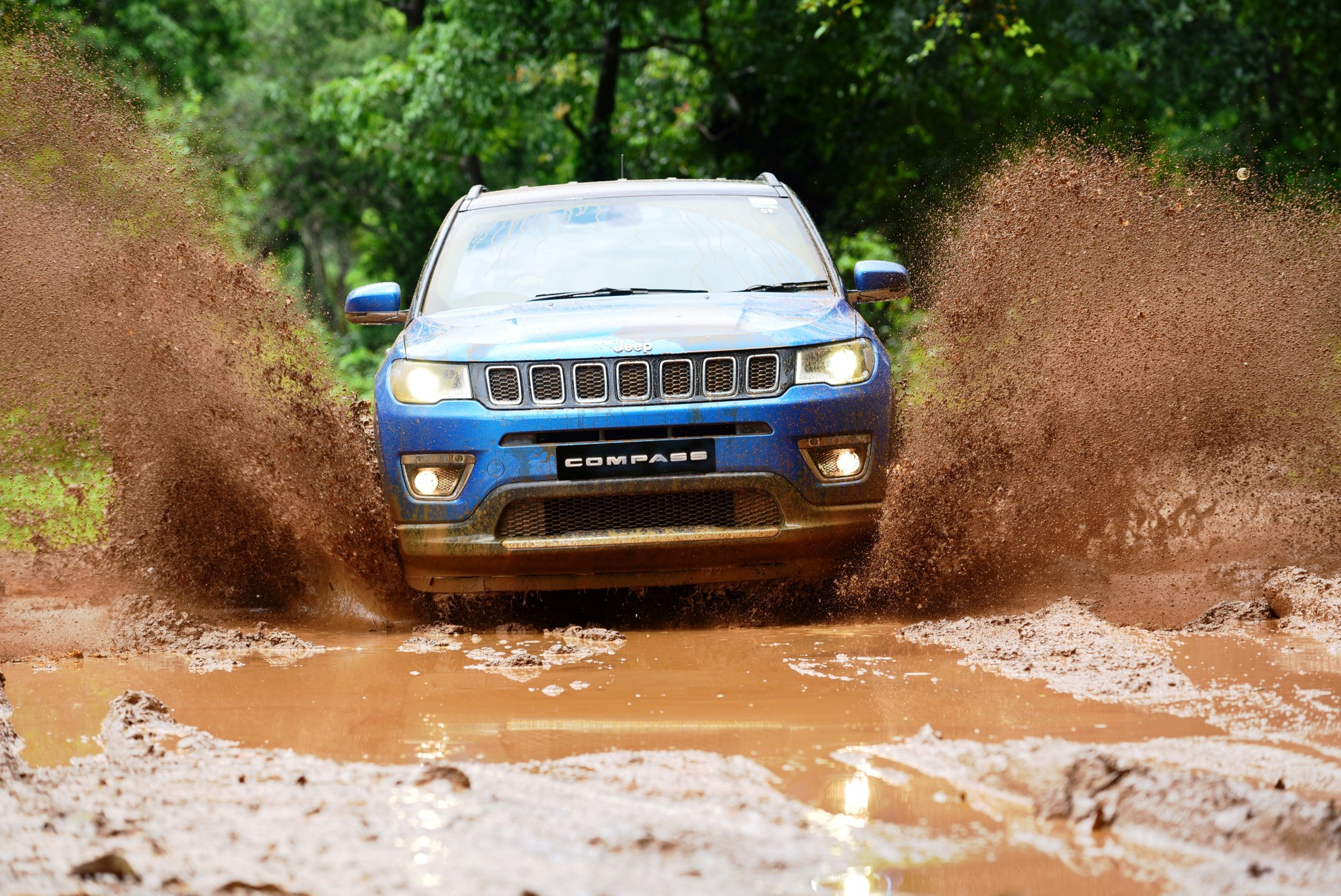 2017 Jeep Compass Off-Road