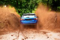 2017 Jeep Compass Off-Roading