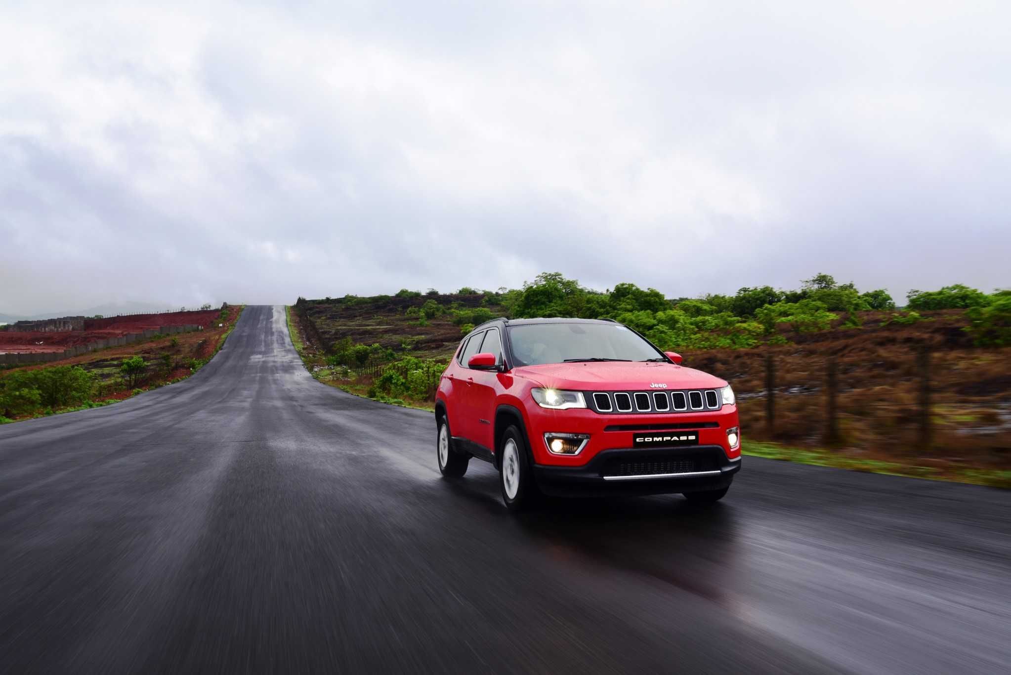 2017 Jeep Compass Performance