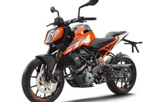 2017 KTM Duke 250 Specifications