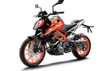 2017 KTM Duke 390 Unveiled Officially, Looks Aggressive!