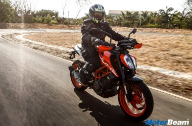 Weep At 2017 KTM Duke 390 Being Thrashed By Service Personnel [Video]