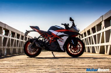2017 KTM RC 390 Review