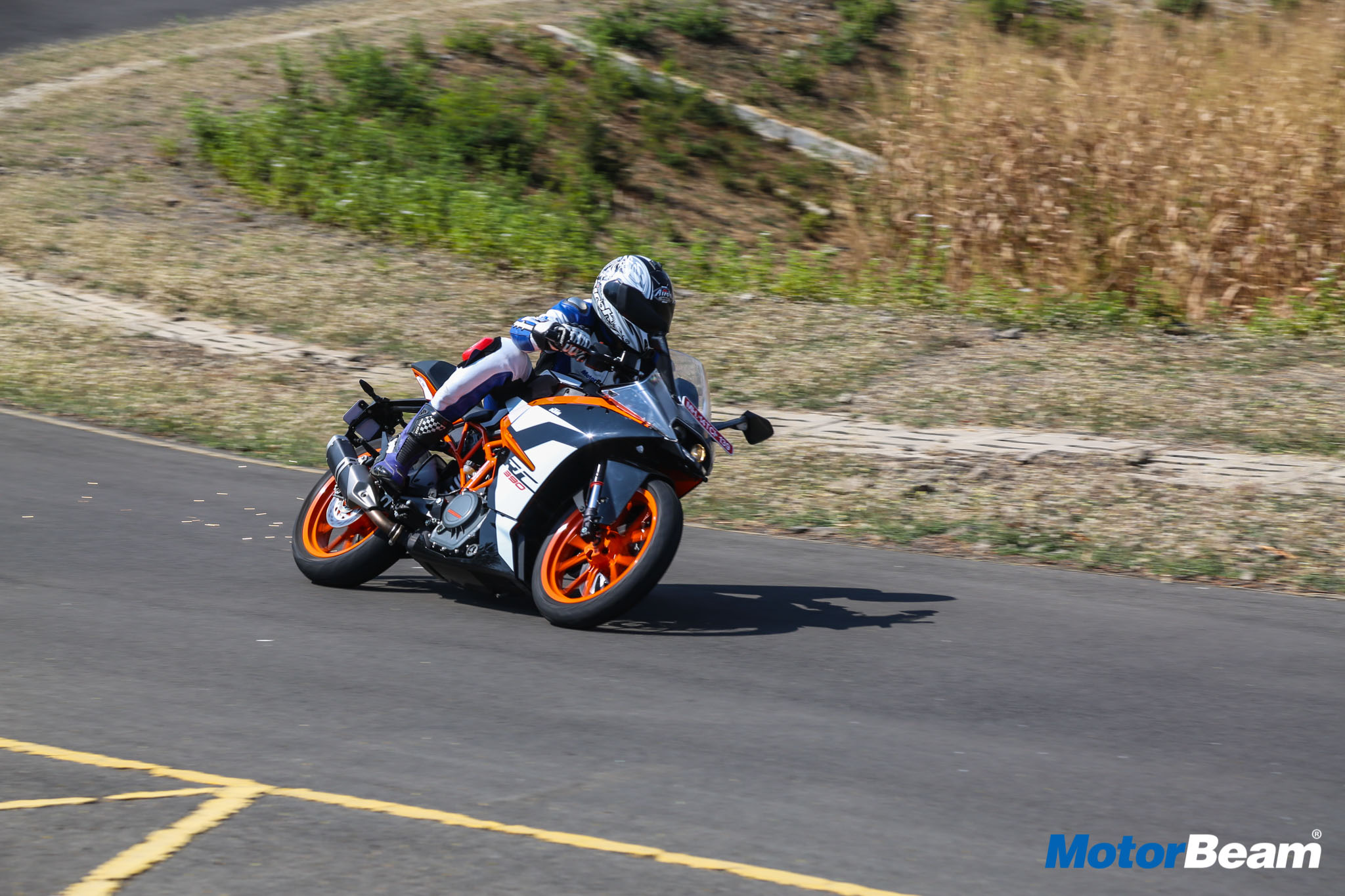 2017 KTM RC 390 Video Review
