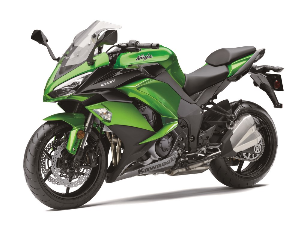 2017 Kawasaki Ninja 1000 Price Rs 998 Lakhs Motorbeam