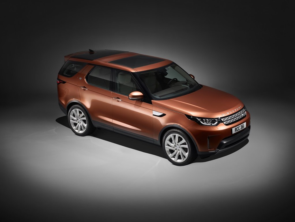 2017 Land Rover Discovery Details