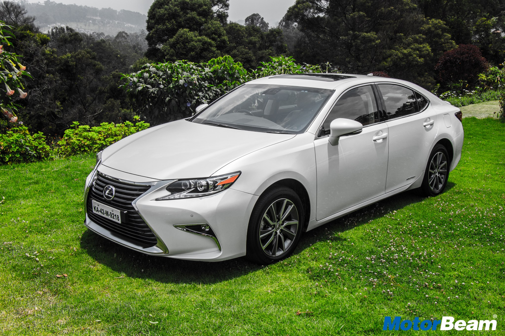 2017 Lexus Es300h Review