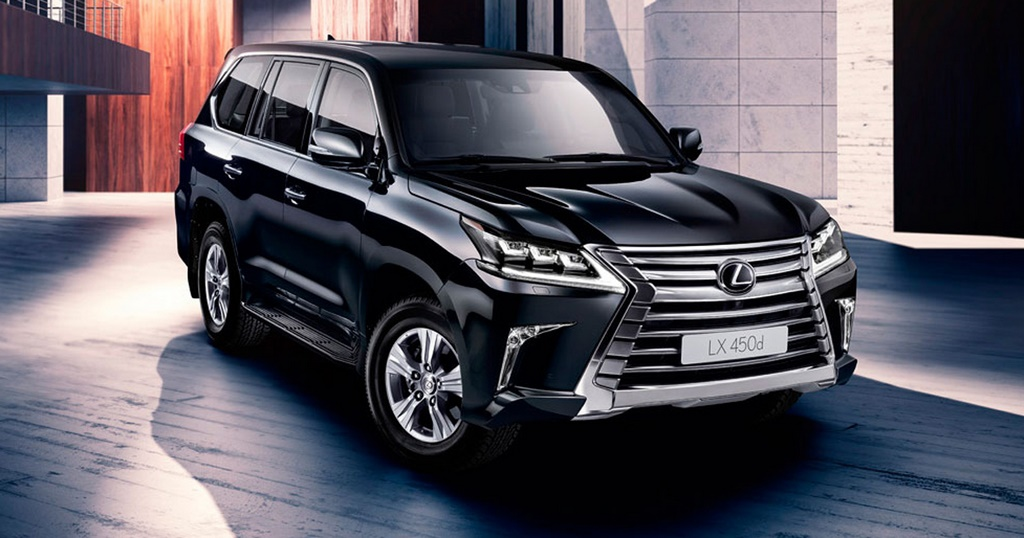 Lexus India Debut In Lx Suv To Be Launched Motorbeam
