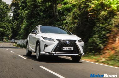 2017 Lexus RX450h First Drive Review