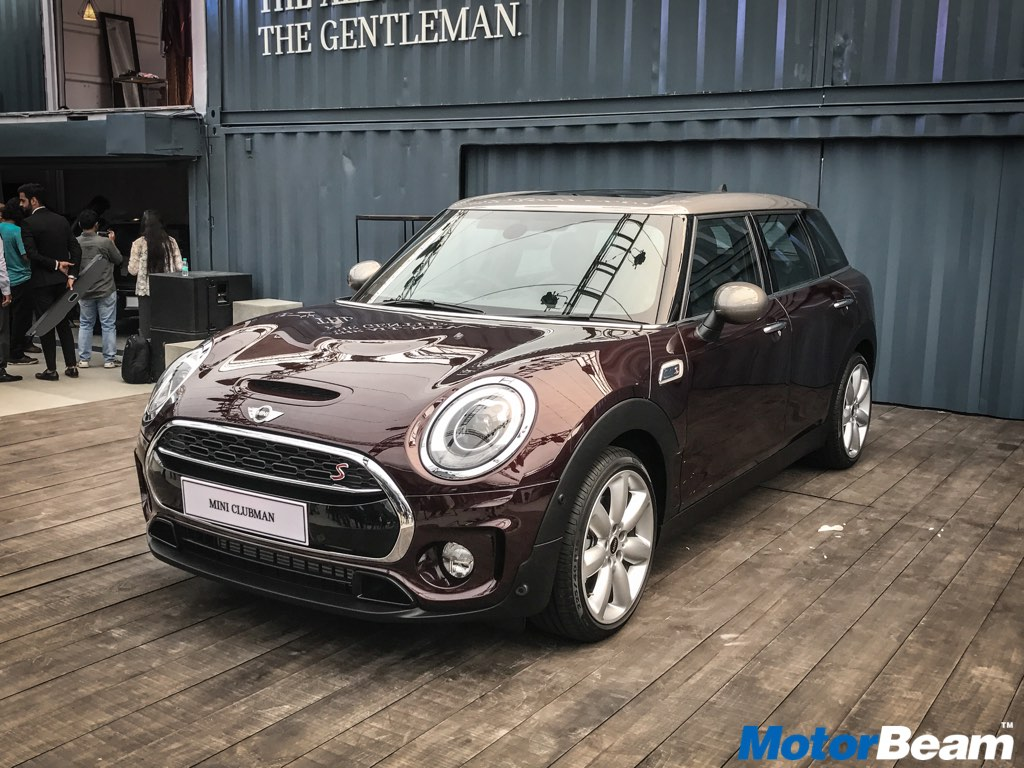 Mini Clubman Launched Priced At Rs 3790 Lakhs Live Motorbeam