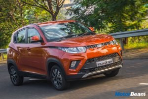 2017 Mahindra KUV100 NXT Review Test Drive