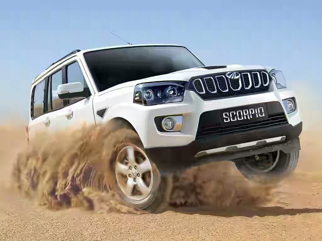 2017 Mahindra Scorpio Facelift Performance