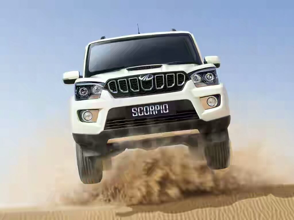 2017 Mahindra Scorpio Facelift Review
