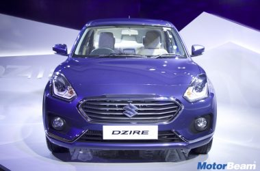 Maruti DZire BoosterJet Not Going To Be Launched