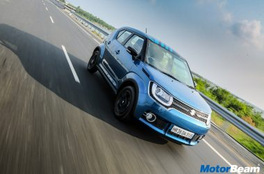 2017 Maruti Ignis Test Drive Review
