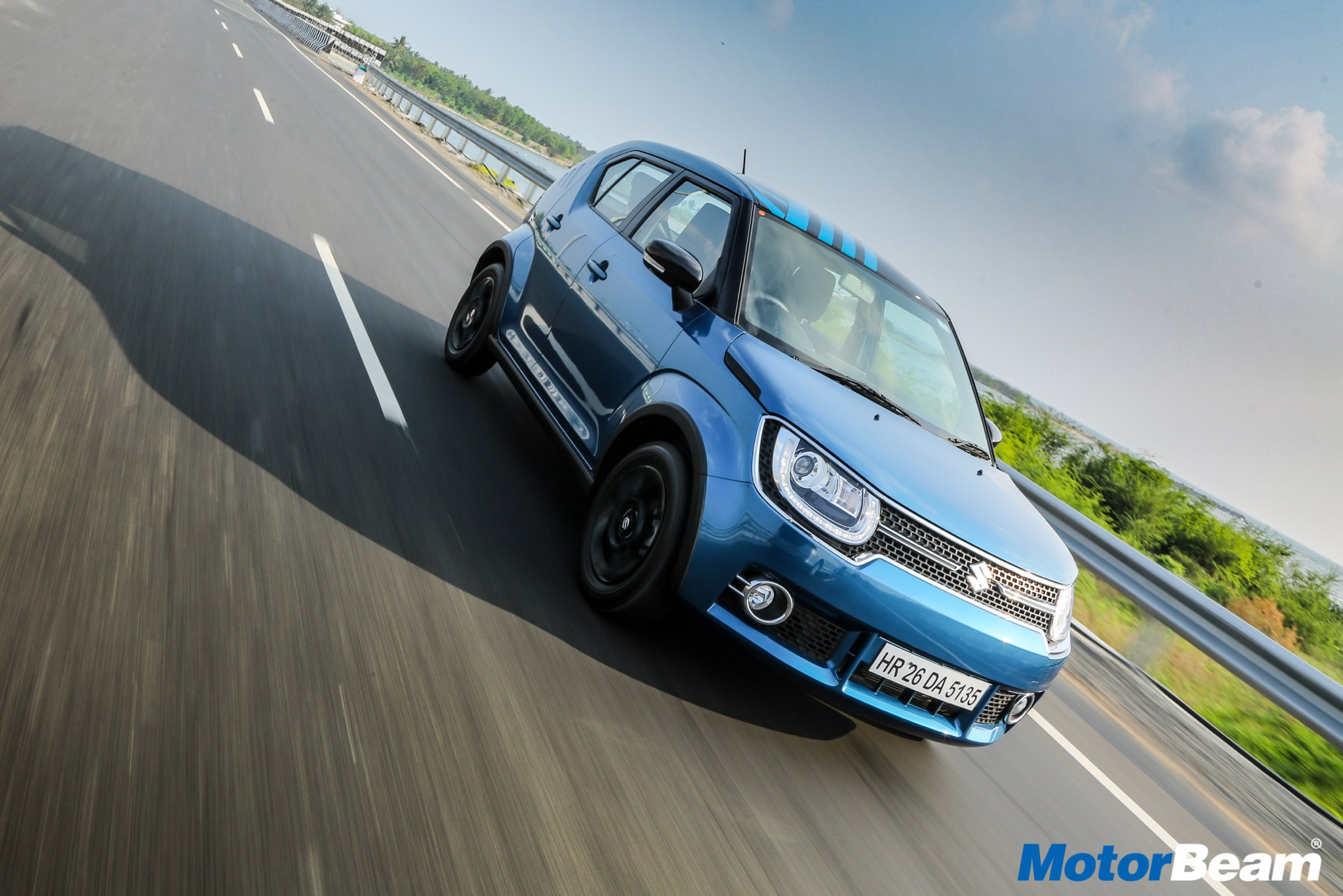 2017 Maruti Ignis Review Test Drive