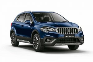 Maruti S-Cross Facelift Bookings Open, Details Revealed