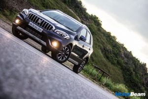 2017 Maruti S-Cross Facelift Review