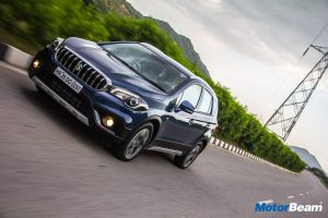 2017 Maruti S-Cross Facelift Review Test Drive
