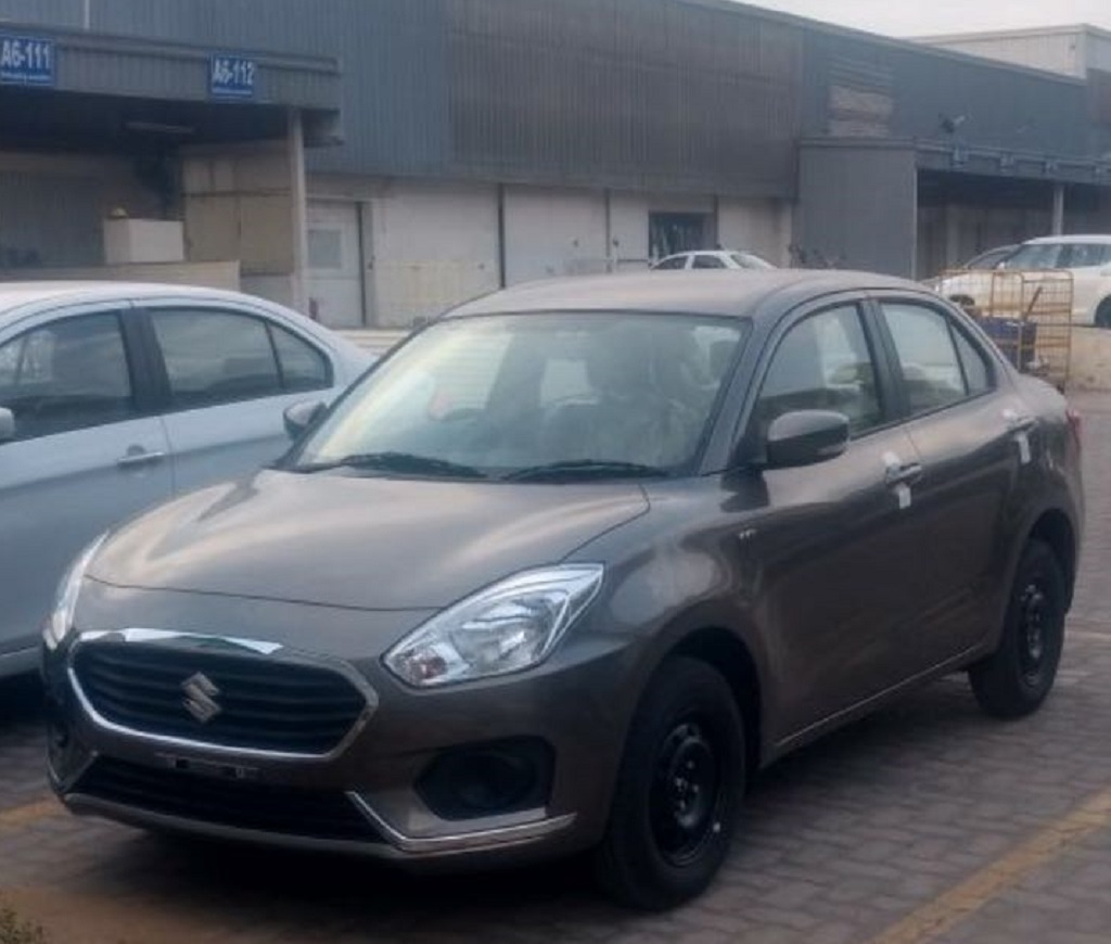 2017 Maruti Swift DZire Front