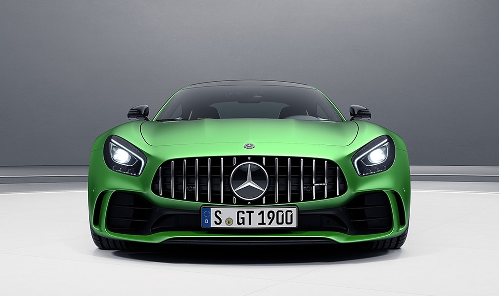 2017 Mercedes AMG GT-R Front