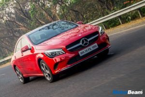 2017 Mercedes CLA Test Drive Review