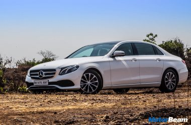 2017 Mercedes E-Class LWB Image Gallery