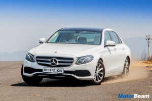 2017 Mercedes E-Class LWB Review Test Drive
