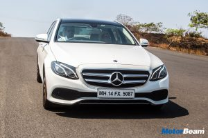 2017 Mercedes E-Class LWB Video Review