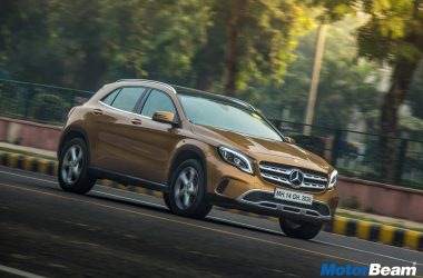 2017 Mercedes GLA Facelift Test Drive Review