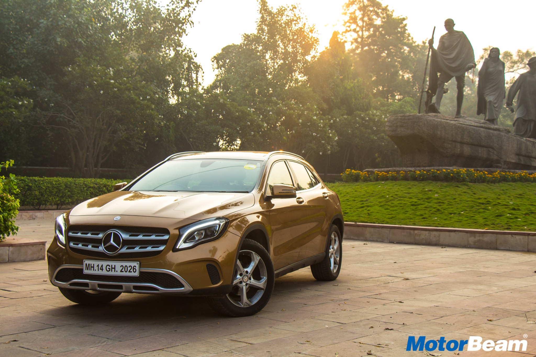 2017 Mercedes GLA Facelift Review Test Drive
