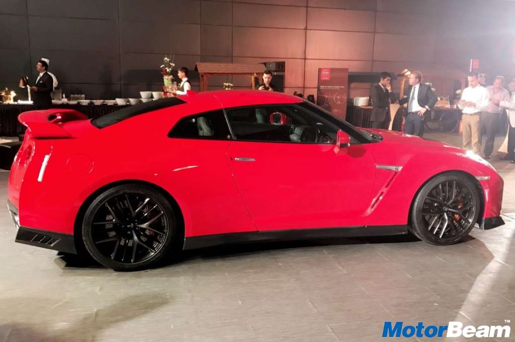 2017 Nissan GT-R Price India