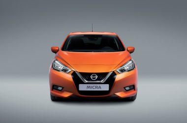 2017 Nissan Micra Front