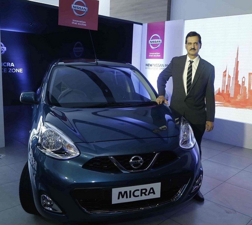 2017 Nissan Micra Launch Event