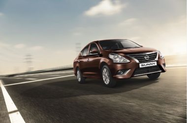 2017 Nissan Sunny Launched, Priced From Rs. 7.91 Lakhs